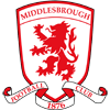 Vereinslogo von Middlesbrough FC