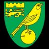 Vereinslogo von Norwich City