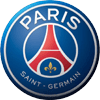 Vereinslogo von Paris Saint-Germain