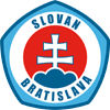 Vereinslogo von Slovan Bratislava