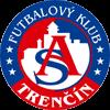 Vereinslogo von FK AS Trenčín