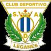 Vereinslogo von CD Leganés