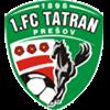 Vereinslogo von Tatran Prešov