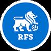 Vereinslogo von FK Rīgas Futbola skola