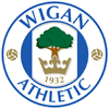 Vereinslogo von Wigan Athletic