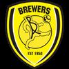 Vereinslogo von Burton Albion