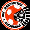 Vereinslogo von Lokomotiv Gorna Oryahovitsa