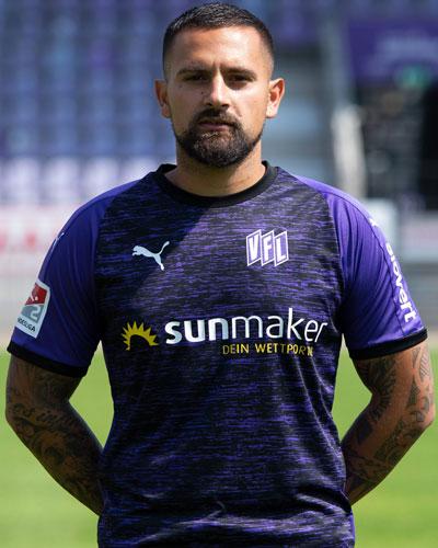 Spielerfoto von Marcos Álvarez