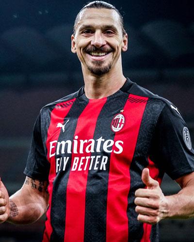 Spielerfoto von Zlatan Ibrahimović