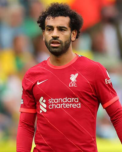 Spielerfoto von Mohamed Salah