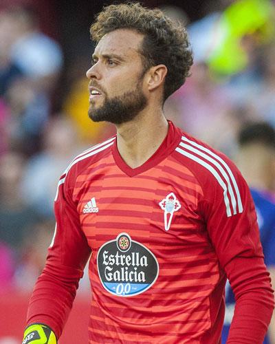 Spielerfoto von Sergio Álvarez