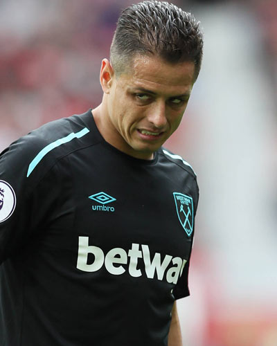Spielerfoto von Javier Hernández