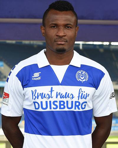 Spielerfoto von Kingsley Onuegbu