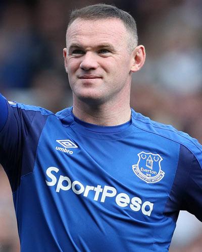 Spielerfoto von Wayne Rooney