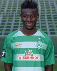 Spielerfoto von Ousman Manneh